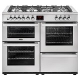 Belling Cookcentre 110 DFT prof.rvs